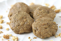 Vegan Banana Cookies